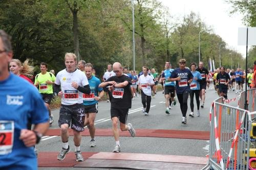 4 mile of Groningen 2011 - half way (1)
