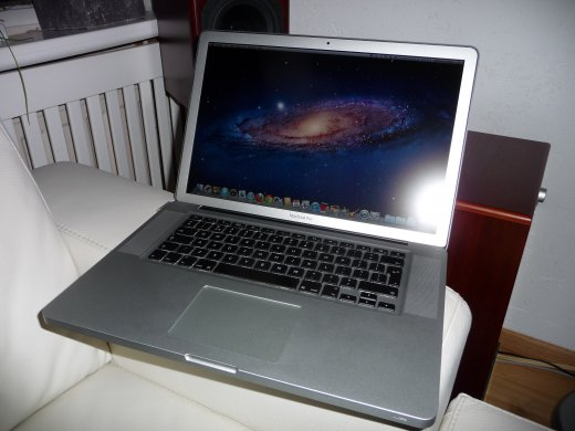 Apple MacBook Pro (15-inch, Early 2011)