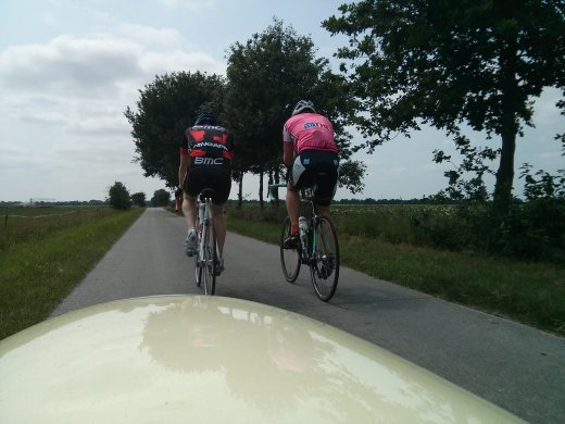 Cycling with the Ketelbrothers (2013-07-13) - Ewout and Emiel
