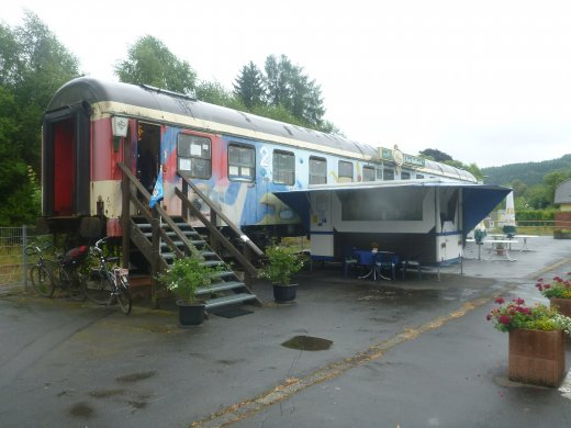 Euro Tour 2013 - Bonn-Igel (train wagon)