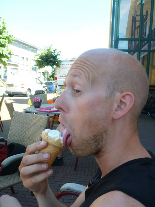 Euro Tour 2013 - Day 12 (ice-cream)