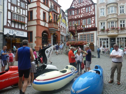 Euro Tour 2013 - Day 9 (more attention in Bernkastel)