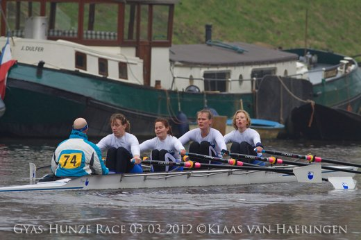 Gyas-Hunze race 2012 (Dollies, D4*)